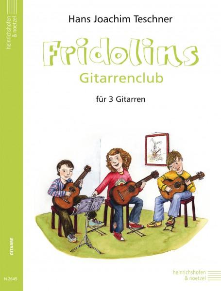 Fridolin: Fridolins Gitarrenclub, Band 1