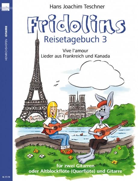 Fridolins Reisetagebuch 3