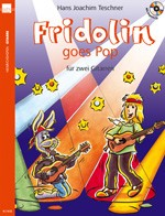 Fridolin: Fridolin goes Pop, Band 1 (mit CD)